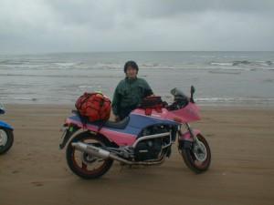オートバイに熱中していたころ